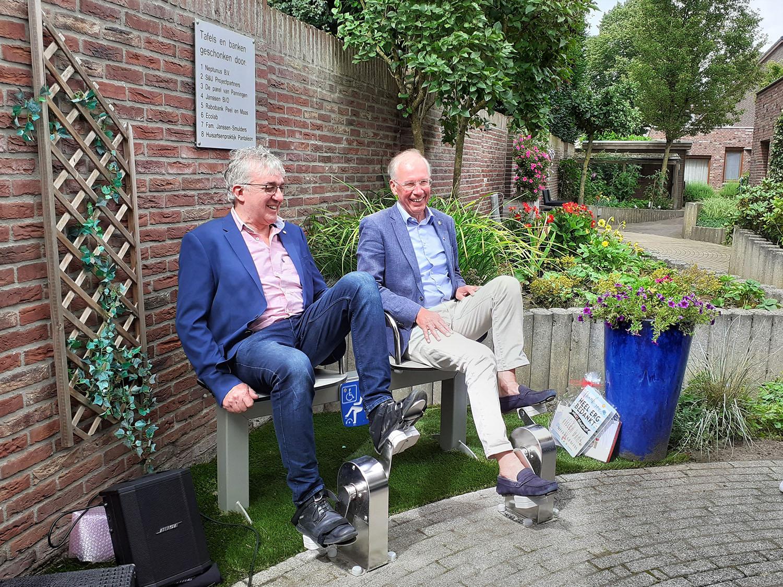 Bewegingstoestel Zorggroep Ruysstraat 300721